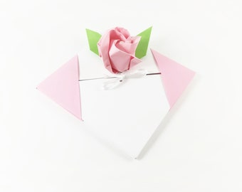 Origami Wedding Greeting card Free shipping Italy