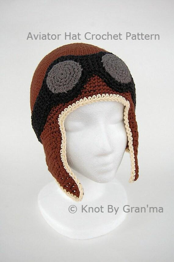 Crochet Pattern Winter Hat Pattern Crochet Hat Patterns