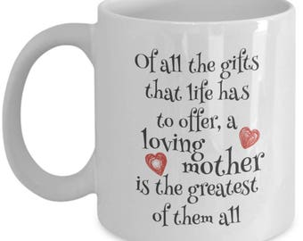 Coffee Mug for Mother's day - Inspirational Novelty 11oz Mug for Women - Best Seller Gift