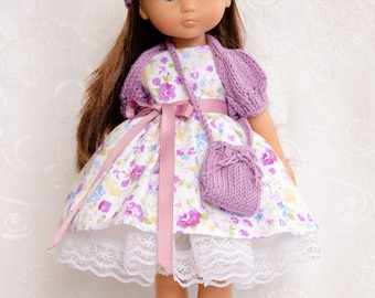 Clothes for Paola Reina, Corolle Les Cheries and Little Darling Effner