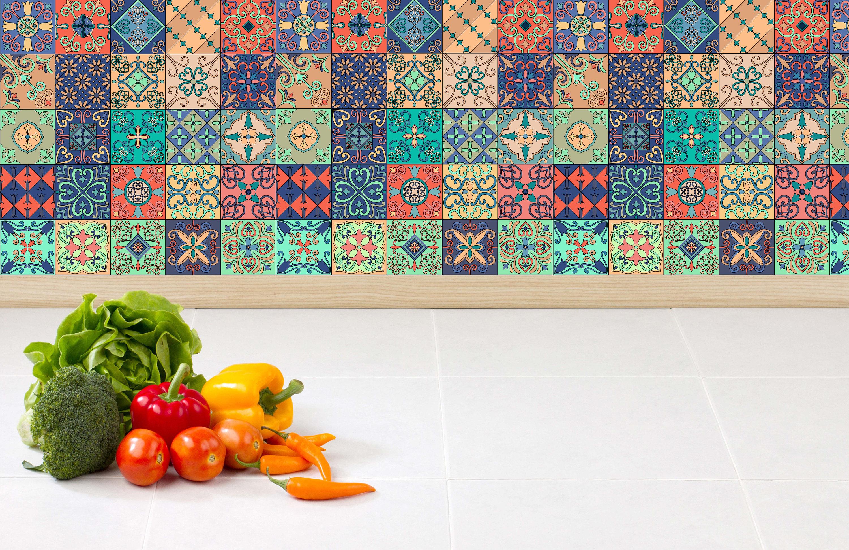 Großzügig Küchenfliese Abziehbilder Australien Bilder ...