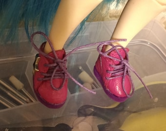 Violet shoes for Irrealdoll, Lati Yellow, Blythe, Azone