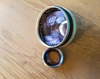 Pair of Retina IIc IIIc Lenses