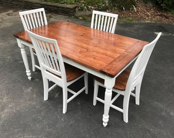 The Country Classic Farmhouse Table