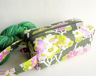 Boxy Bag Knitting Project Bag - Lottie Da Sprig