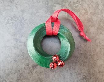 Möbius Wreath (Infinity Wreath) Ornament