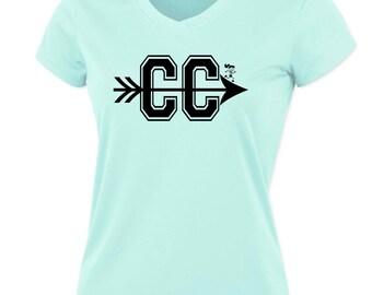 Cross Country Shirt, Cross Country Runner's Gift, Distance Runner