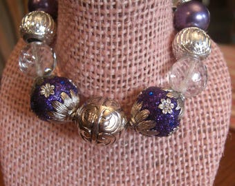 Bracelet Handmade, Costume Jewelry