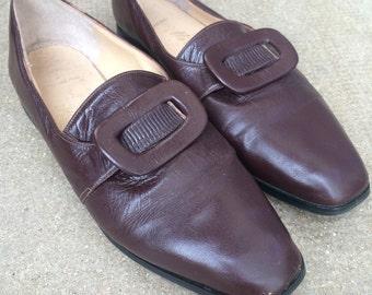 RICHELIEU Leather shoes T40/41