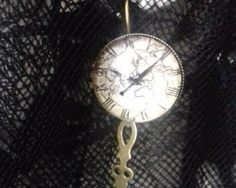 Needles of time passing, passing, steampunk