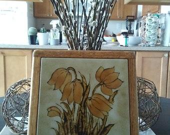 Ceramic Tile Hot Pad