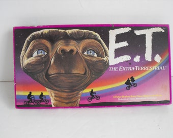 E.T. - The Extra-Terrestrial Game Parker Brothers - Complete  (1573)