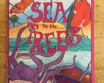Coloring Book: From the Sea to the Trees