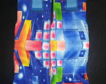 Tetris custom socks