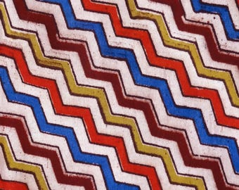 fabric, cotton, stripes, white and multicolored herringbone collection
