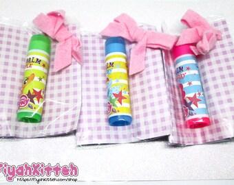Lippenbalsam * Mähne 6 * (frei MLP Taschenspiegel beim Kauf von 3!)