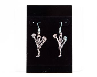 Cheerleader Charm Earring
