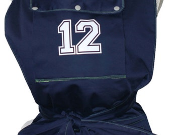 Seattle Seahawks 12th Man MeiLa Child Carrier with Pocket