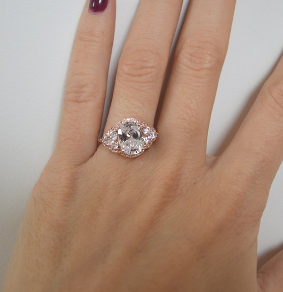 New Rings Cz Dreamland Engagement Ring