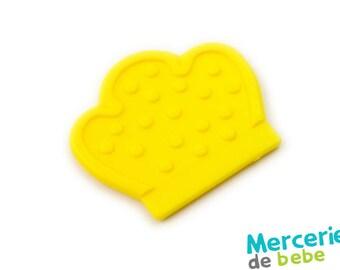Decorative element yellow sewing - Ref.: B38 - J5