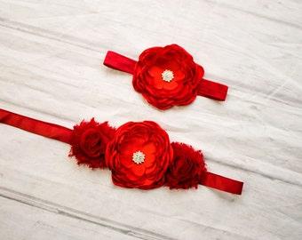 Valentines Maternity Sash, Bridesmaid Sash, Rustic Bridesmaid Belt, Red Sash, Bridal Belt, Bridal Belt, Bridesmaid Sashes, Red Belt