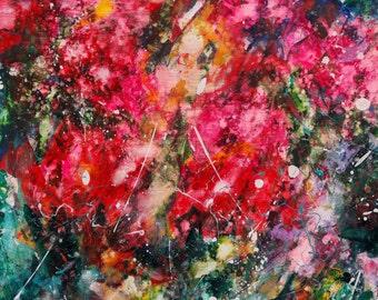 Bouquet Drowning Original