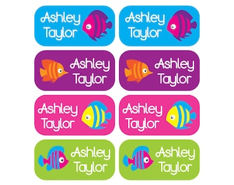 100 - Clothing Tag Labels - Set of 100 labels