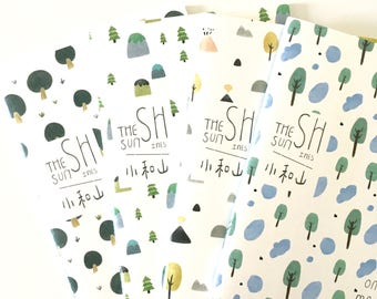 """""""Trees"""" notebook"""