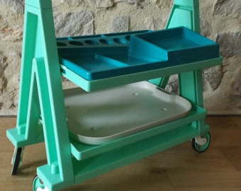 Doctor child's toy wagon