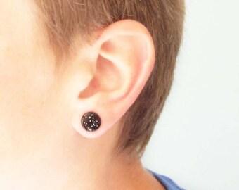 Sagittarius earrings, zodiac stud earrings, December birthday gift, constellation jewellery, star sign jewellery, contemporary jewellery
