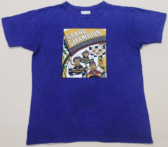 champion GRAND McCOYS oil JOE hot real rod VINTAGE toy shirt race t drag motor Rqw1twE