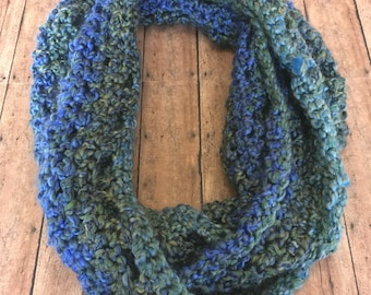 Day at the Lake Infinity Scarf