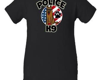 Kid Friendly Police K-9