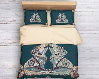 a set indian bedding egyptian king in sheet bedspread cover duvet pin luxury bed queen bag for size cotton praisley comforter