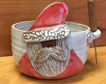 Santa Dip Bowl