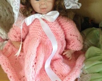 Reborn 12 inch baby doll
