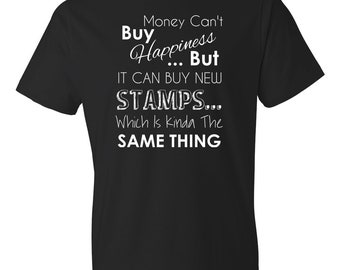 Crafting Shirt - Crafting Gift - Craft Supplies - Crafters Shirt Saying - Funny TShirts - Stamping Shirt - Stampers Shirt - Scrapbooking Tee