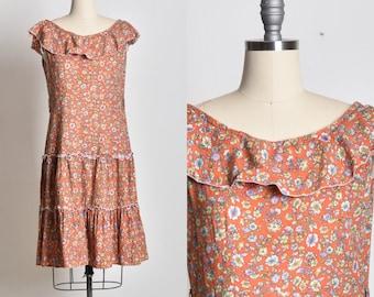 Peplum dress, floral dress, midi dress, layered dress, day dress, summer dress, sleeveless dress, holiday dress, spring dress, printed dress