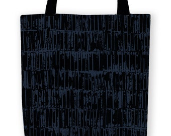 Gotham Abstract One  Carryall Tote Bag