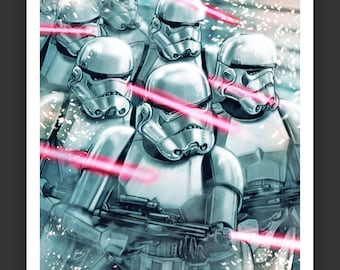 Stormtroopers (officially licensed print)