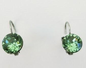 Enrite CRYSTALIZED Swarovski element earrings