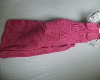 90 cm a maglia sacco a pelo sacco a pelo in lana Merino lana bebè.