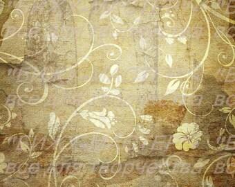 Rice paper decoupage #160096 vintage Decopatch Decoupage supplies