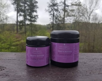 Shay's Butter- Lavender & Teatree
