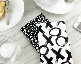 X's & O's Notebook / Workbook Set
