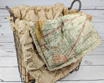 Map blanket etsy gumiabroncs Gallery