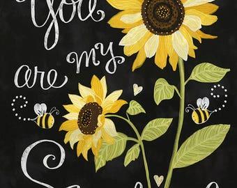 Sunflowers Etsy