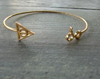 Bracelet Harry Potter: Deathly Hallows