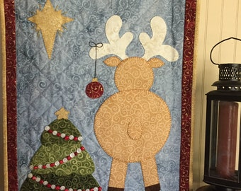 Rejoice! applique quilt pattern