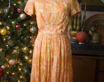 1930's Elegant Dress